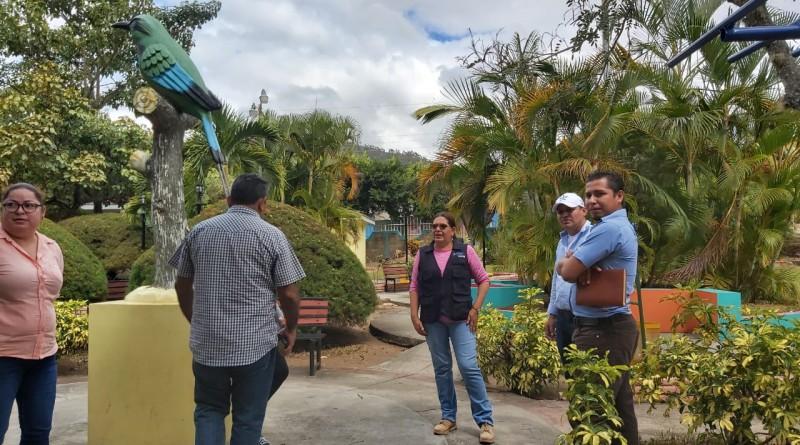 Presidenta del Inifom constata avances de obras en San Fernando