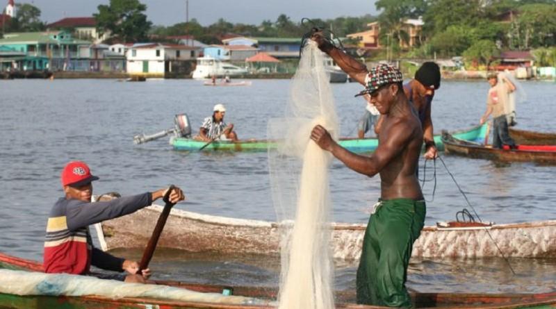Pescadores de Bluefields