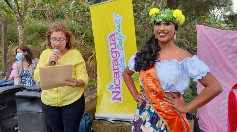 San Rafael del Norte: Maria Guadalupe Rivera Rizo, reina verano 2021
