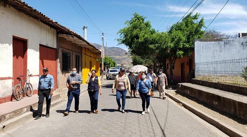 Calles limpias y en buen estado tiene San Juan de Limay