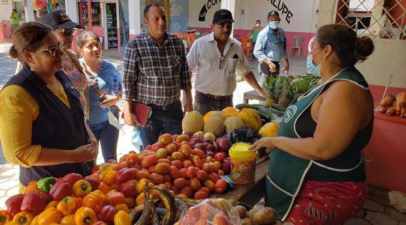 San Juan de Limay un municipio en constante progreso, orgullo de sus habitantes, visitó presidenta del Inifom