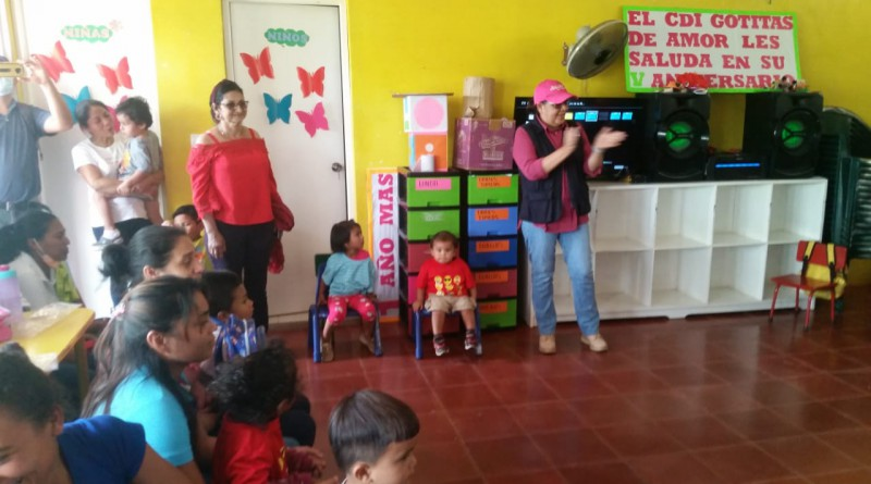 Centro de Desarrollo Infantil Gotitas de Amor