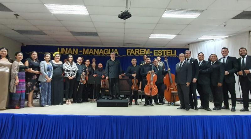 La Fiesta de Música y Canto Lírico lleva a Fundación Incanto a Estelí