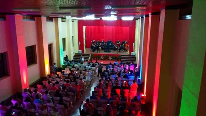 Jinotepe: Magistral concierto de la Fundación Incanto.