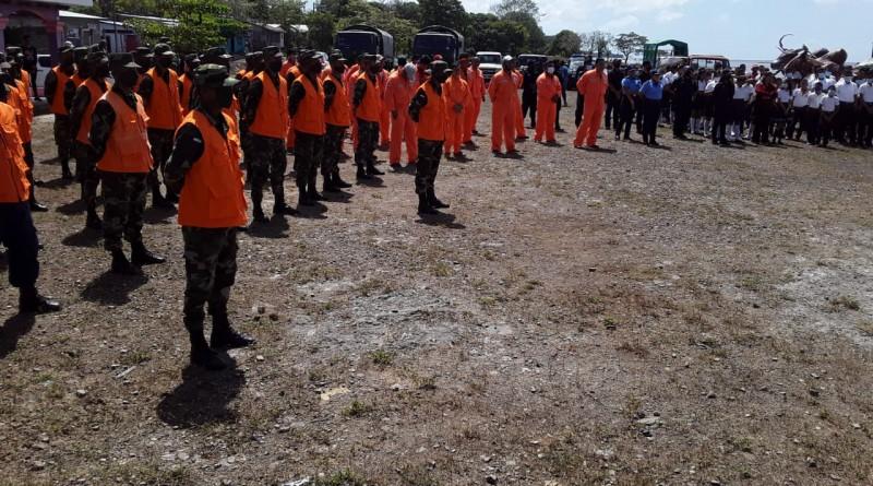 Morrito: Lanzamiento de la campaña de Prevención y Control de Incendios