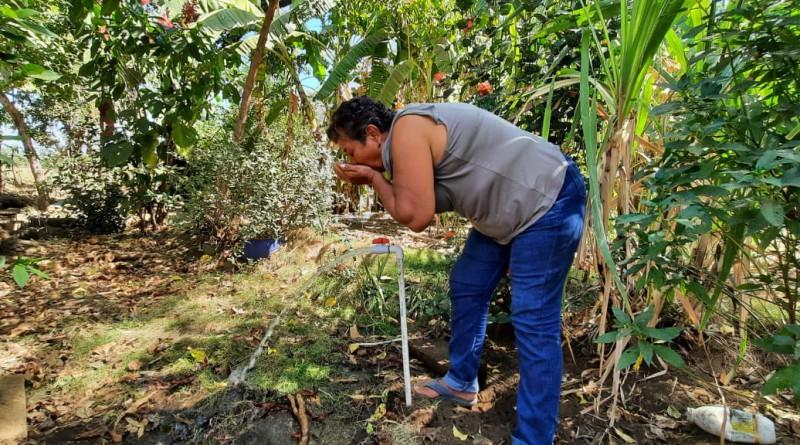 Quezalguaque: Ampliación del sistema de agua potable en las comunidades Paso Benito Los Remedios.