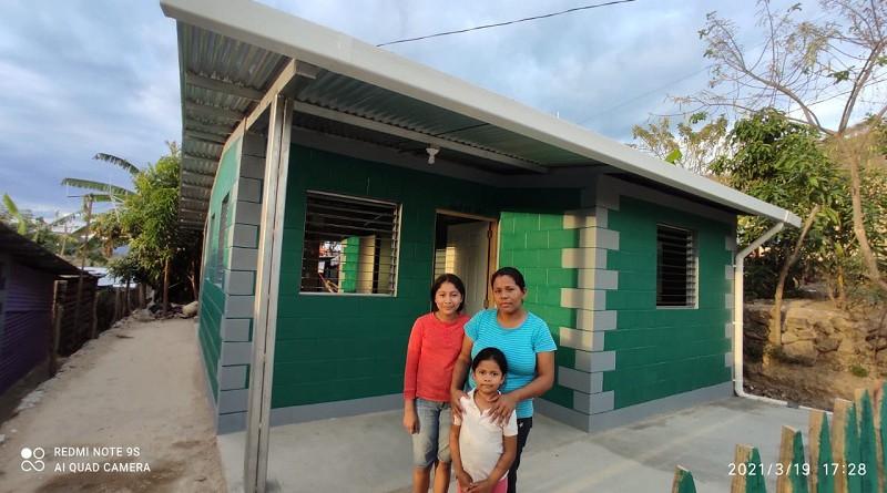 Casas que se asignarán esta semana en Somoto