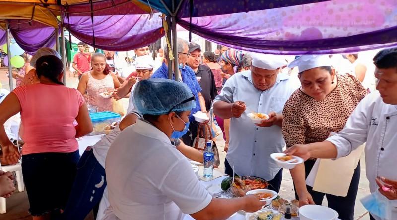XII Festival Gastronómico Sabores de Cuaresma a su segunda etapa con los concursos departamentales