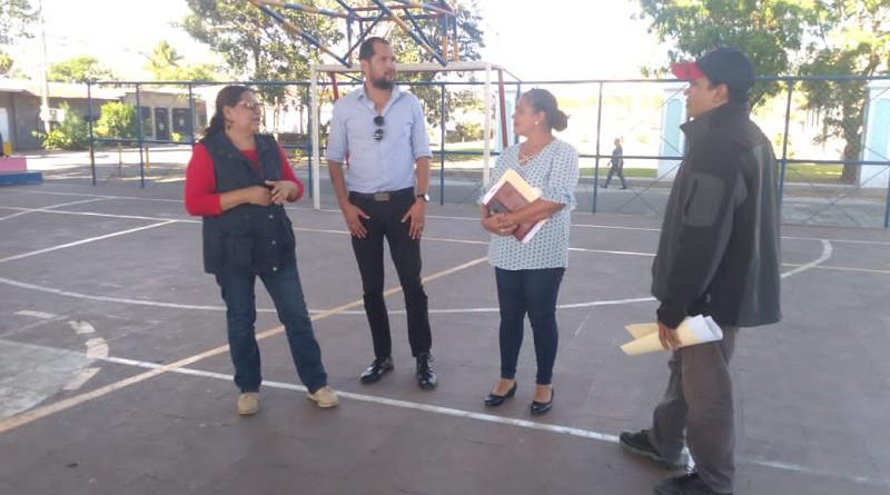 Titular del Inifom, Guiomar Irías visita Esquipulas