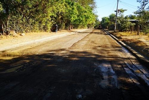 En la comunidad La California en Villa El Carmen, las familias inaugurarán una calle adoquinada.