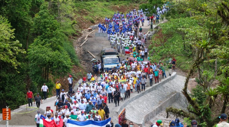 Serie de Béisbol del Caribe Nicaragüense 2021 abre en Bocana de Paiwas