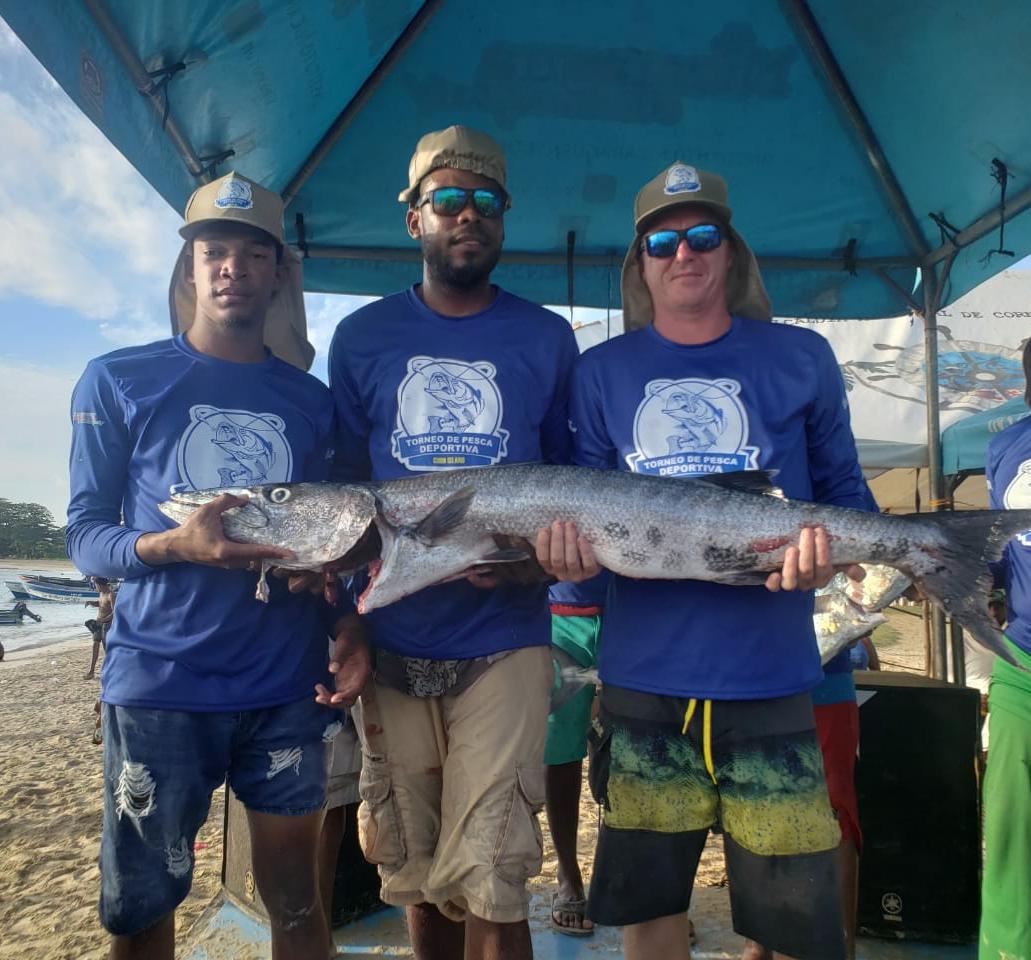 Torne de pesca en Corn Island