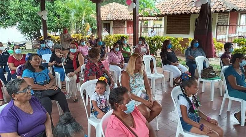En León homenaje a madres del Programa de Atención Integral  a Jóvenes Para una Cultura de Paz