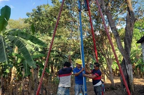 En Posoltega fue mejorado el sistema de agua potable en la comunidad El Bosque