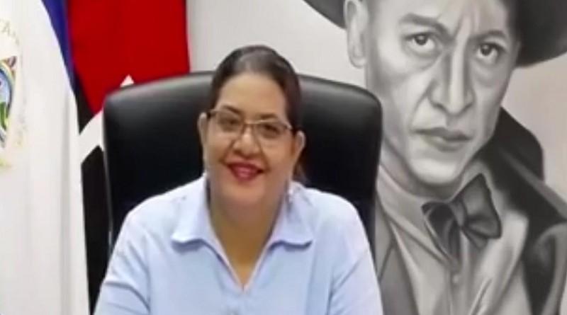 Presidenta del Inifom, Guiomar Irías