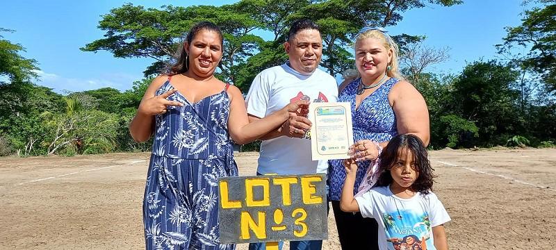 Primera semana de junio con abundantes proyectos de alcaldías del FSLN para las familias