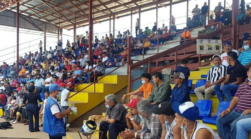Estadio Rufo Marín en Estelí es objeto de mejoras