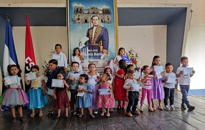 Festival Azul arrancó en León y Chinandega  con variada y atractiva agenda cultural