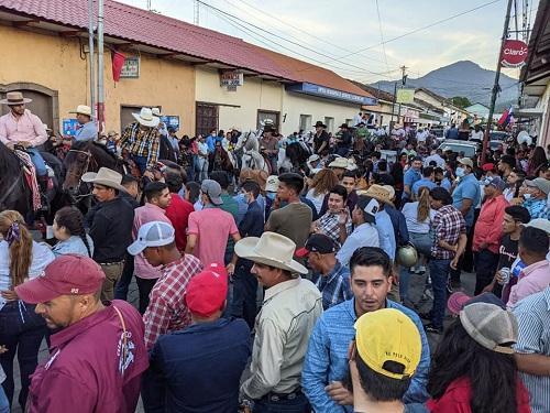 Fiestas patronales en honor a Santiago Apóstol en Somoto