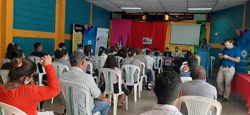 San Juan del Río Coco: Maratón para la efectiva transformación digital de negocios.