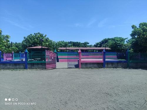 Mejoramiento del Parque de ferias, Puerto Morazán.
