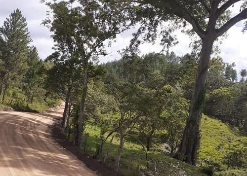 En Jalapa, las mejoras se hicieron en 19 kilómetros en las comunidades El Portillo, Macaralí y Las Pampas.