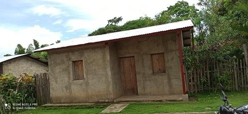 San Fernando: Siete viviendas mejoradas en las comunidades Santa Clara y barrio Juan Pablo II.