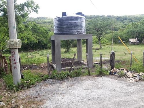 En Santa Lucía se rehabilitan tres pozos