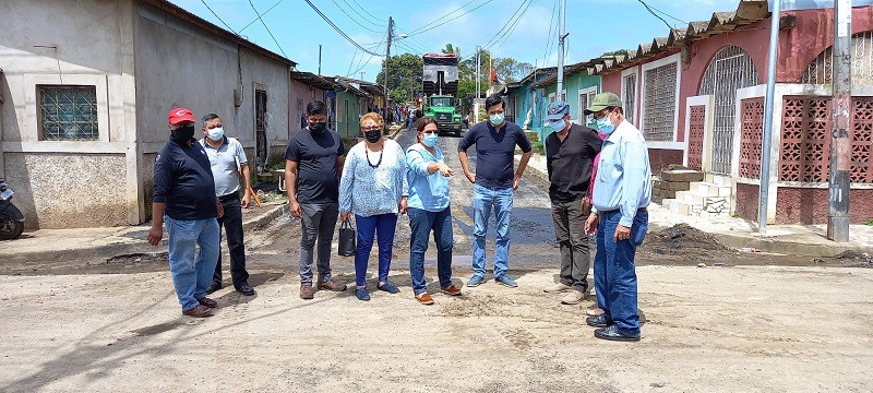Un trabajo incansable en calles para el pueblo en Jinotepe observa titular del Inifom