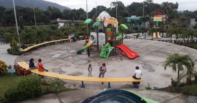 Parque familiar La Borgoña, Ticuantepe