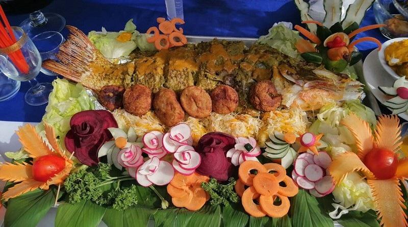 Serry Salomon con su pescado al horno conquistó esa nominación llevándola al Caribe Sur. Ella es originaria de Bluefields
