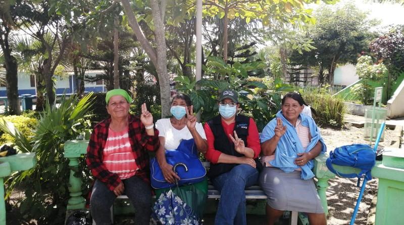 Importantes avances en Jalapa, observó lapresidenta ejecutiva del Inifom