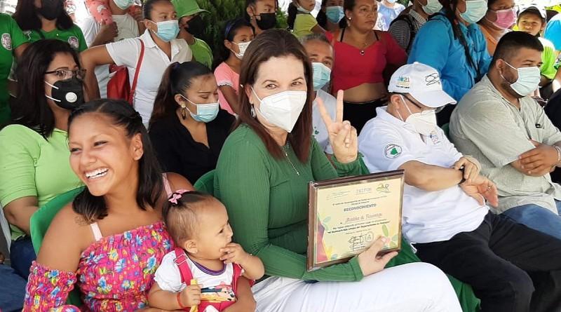 La guerra a la basura elevó a Ticuantepe al Municipio más limpio del departamento de Managua