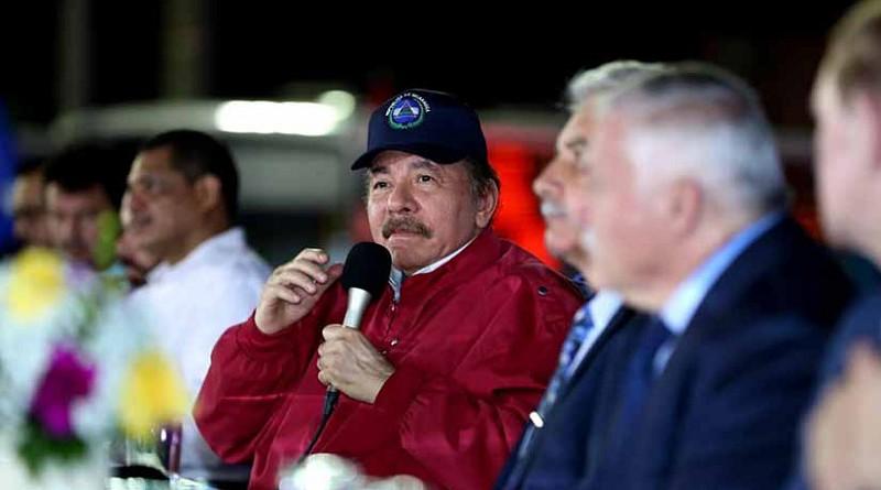 Comandante Daniel Ortega: Soberanía la llevan los pueblos en la conciencia.Y la defienden con la vida